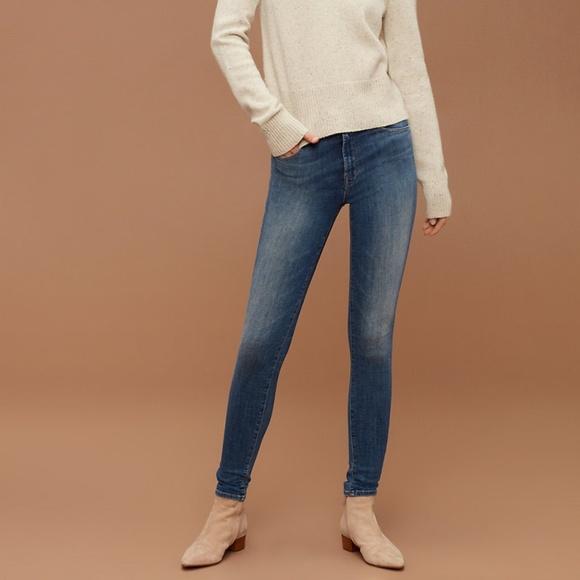d6d6260d8e39 J Brand Denim - J Brand Carolina High Rise Skinny Blue Jeans 25